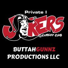BUTTAHGUNNZ PRODUCTIONS logo