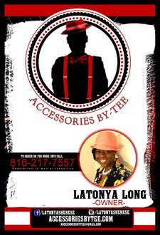 Tonya owner of Accessories by Tee logo
