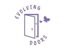 Evolving Doors  | Women Building Empires  logo