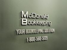 Rezella McDonald logo