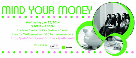 YWiB SFU: Mind Your Money
