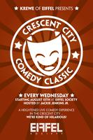 CRESCENT CITY COMEDY CLASSIC WEDNESDAY: THE COMEDY BOWL