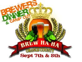 OC Brew Ha Ha Brewers Dinner and Camp out