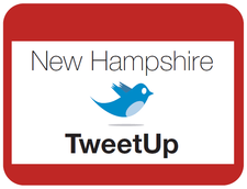 NH TweetUp  logo