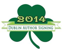 Dublin Author Signing 2014