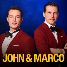 John & Marco  logo