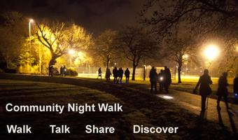 Community Night Walk : Winter 2014