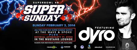 Superbowl Mega Event