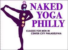 Naked Yoga Philly logo