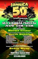 LA's 1st. SKA & REGGAE FEST. - Norma Frazer, Garth...