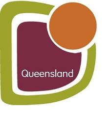 Down Syndrome Queensland  logo