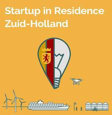 Startup in Residence Zuid-Holland logo