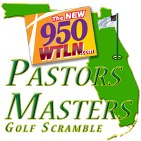 The NEW 950 WTLN's 2014 Pastors Masters Golf Scramble