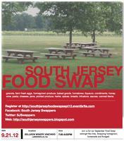 South Jersey September Food Swap