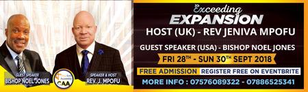CAA Conference: Exceeding Expansion (Guest speaker:...
