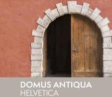 DOMUS ANTIQUA HELVETICA  logo