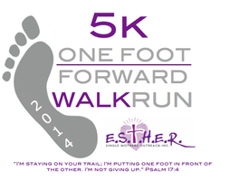 One Foot Forward 5k 2014