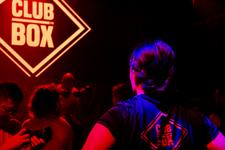 CLUB BOX - THE ULTIMATE BOXING INSPIRED WORKOUT  logo
