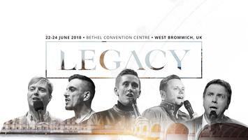 The Legacy Conference UK 2018