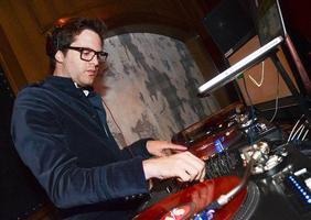 "Mayer Hawthorne ""DJ Set"" at Temple SF"