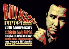 Bill Hicks 20th Anniversary Tribute Night