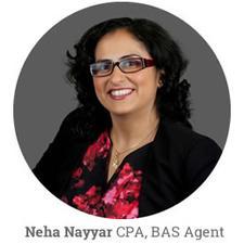Neha Nayyar logo