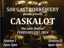 CASKALOT: a festive celebration of NYC cask...