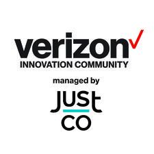 Verizon Innovation Community Managed by JustCo logo