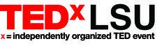 TEDxLSU logo