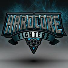 Hardcore Fighters logo