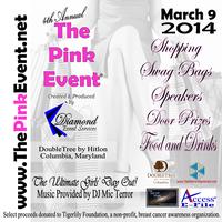 The Pink Event 2014:  Volunteer Registration