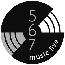 Music Live 567 y Club 567 Business & Bar. logo