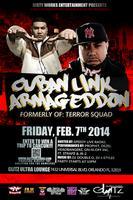 Cuban Link & Armageddon Concert