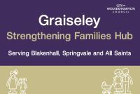 Graiseley Strengthening Families Hub logo