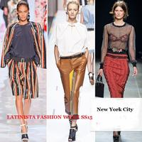 The Official LATINISTA FASHION WEEK SS15 presented by...