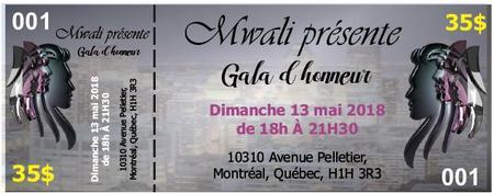Gala Mwali | Honneur à la Femme