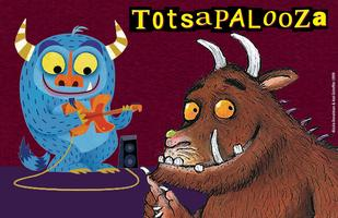 Totsapalooza with Julia Donaldson, The Bicycles,...