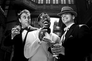 THE RAT PACK: SINATRA, SAMMY & DINO - 7PM SHOW