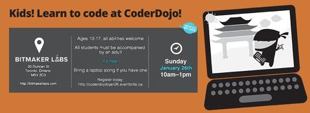 #CoderDojoTo 3 - HTML/CSS (Website basics)