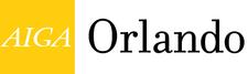 AIGA Orlando logo