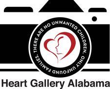 Heart Gallery Alabama logo