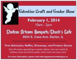 Valentine Craft and Vendor Show