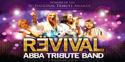 ABBA Revival - Uk's Number 1 National Tribute Award...