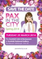 PAX IN THE CITY SPRING 2014