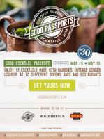 Discover Queens Good Cocktail Passport 2018