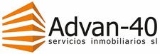 Advan40 Servicios Inmobiliarios logo