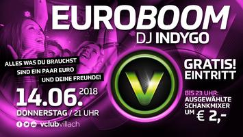 Euroboom- So geht Party am Donnerstag