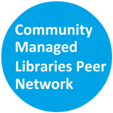 Community Managed Libraries (CML) Peer Network logo