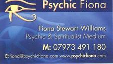 Psychic Fiona logo
