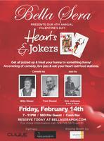 Bella Sera presents our 4th annual Valentine's Day...